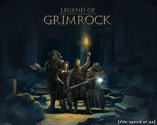 Legend of Grimrock (RePack)