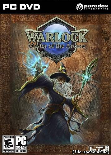Warlock: Master of the Arcane (Steam Rip) (RUS)