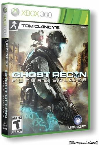 Tom Clancy's Ghost Recon: Future Soldier (2012) XBOX360