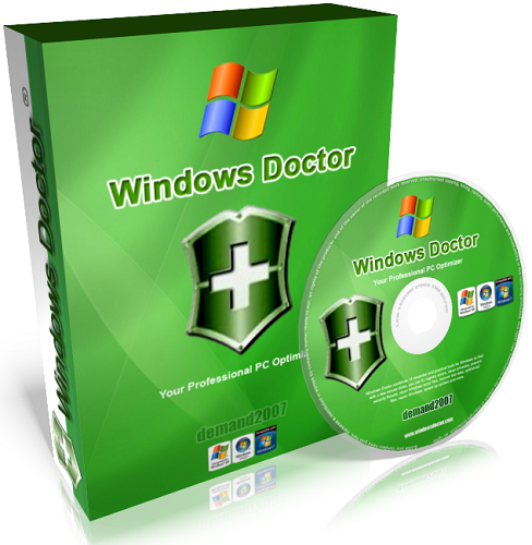 Windows Doctor 2.7.3.0 (2012) PC | RePack+Portable
